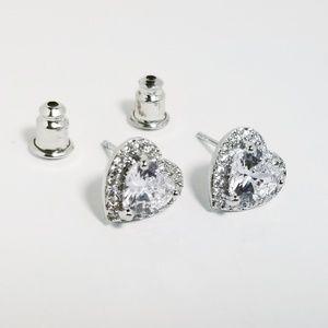 Jewelry - Beautiful heart shape earrings